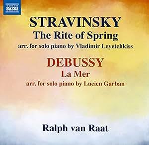 Stravinsky:Rite Of Spring [Ralph Van Raat] [Naxos: 8573576]