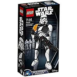Lego Star Wars - Commandant Stormtrooper - 75531 - Jeu de Construction