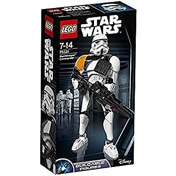 LEGO 75531 - Constraction Star Wars, Comandante Stormtrooper