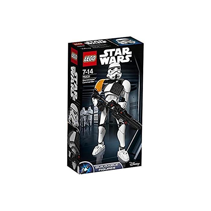 LEGO Star Wars 75531 - Stormtrooper Commander, Baufigur 1