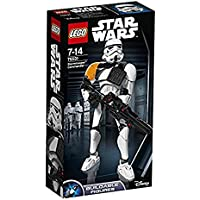"LEGO UK 75531 ""Storm trooper Commander"" Construction Toy"