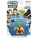 Playskool Heroes, Star Wars Jedi Force Figure, Yoda by Playskool