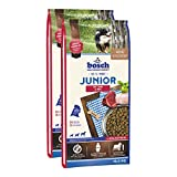bosch Hundefutter Verschiedene Sorten 2x15kg Junior Lamm & Reis
