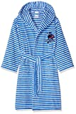 Sanetta Jungen Bathrobe Bademantel, Blau (Caribian Blue 50300), 104