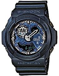 Casio Herren-Armbanduhr G-Shock Analog - Digital Quarz Resin GA-300A-2AER