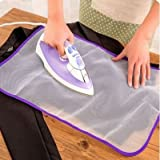 #5: Desi Rang™ Cloth Protection Mesh from overheat Ironing, size 58 x 36 cm Delicate Garment Cloth Guard