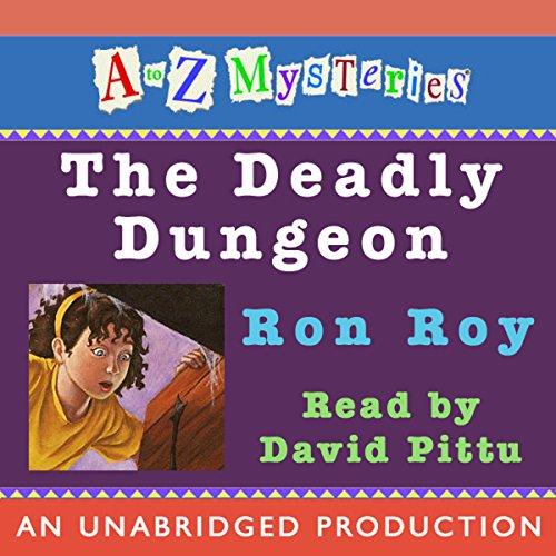 A to Z Mysteries  Audiolibri