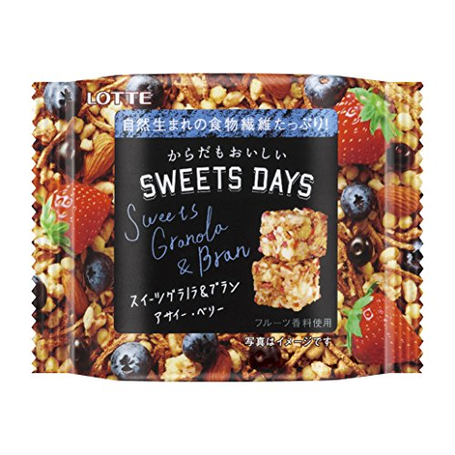 lotte-suites-days-inn-suites-granola-blanc-acai-berry-pezzi-33gx10