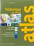 atlas historique du monde de 1944 ? nos jours by patrick m?rienne 2006 06 13