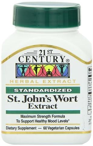21st Century Health Care, Johanniskraut-Extrakt x60Vcaps
