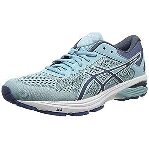 51sfzIK29uL. SS300  - ASICS GT-1000 6 Women's Running Shoes (T7A9N)