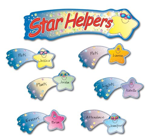 STAR HELPERS MINI BULLETIN BOARD SET