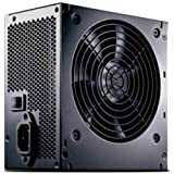 Cooler Master RS-600-ACAB-M4 Alimentation ATX 600 W, ventilateur unique, 12 cm, Noir