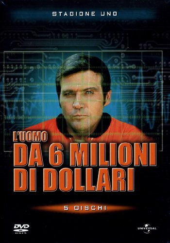L'uomo da sei milioni di dollariStagione01