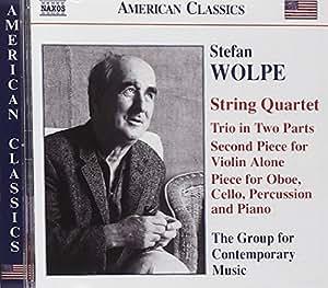 Streichquartett/Trio/Second Piece