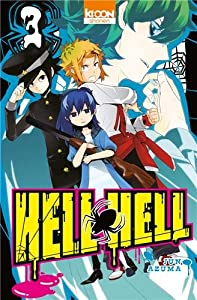 Hell Hell Edition simple Tome 3