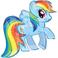 My Little Pony Birthday Party Dash Supershape Foil Balloon