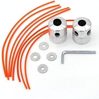 Fadenkopf passend für Stihl FS 260 RC-E Universal Mähkopf für Motorsense Freis
