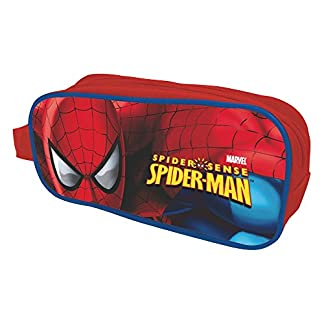 Estuche portatodo Spiderman