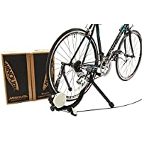 "MINOURA B60 MAGNETIC RESISTANCE BICYCLE INDOOR TRAINER 24"", 26"", 27"" & 700c WHEELS"
