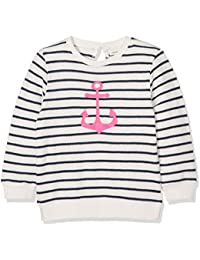 Name It Nitfiona Ls Top Mz Ger, Sweat-Shirt Fille