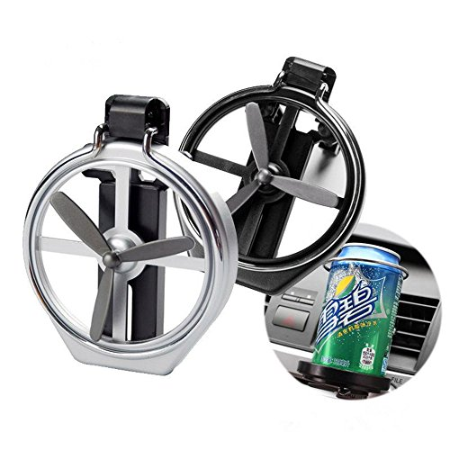 Tragbar Wechselrahmen Auto Truck A/C Mount Becherhalter Automarke Getränke Halterung Wasser Flasche kann zusammenklappbar -