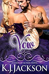 Vow: A Lords of Action Novel (English Edition)