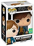 Fantastic Beasts and where to find them Newt Vinyl Figure 01 Sammelfigur Standard