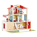 Hape International Hape E3405 Puppe - Villa