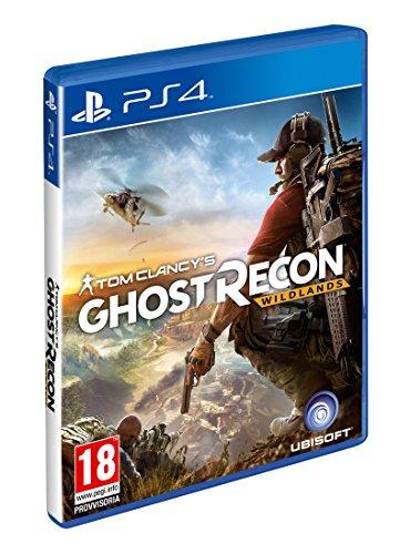 Tom Clancy's Ghost Recon: Wildlands + Steelbook Esclusiva Amazon - PlayStation 4