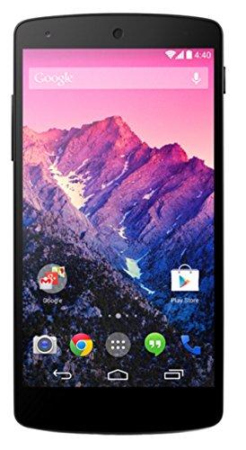 LG Google Nexus 5 D821 (Black, 16GB)