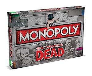 Winning Moves - Monopoly: The Walking Dead (JJSO0002448) (versión en francés)