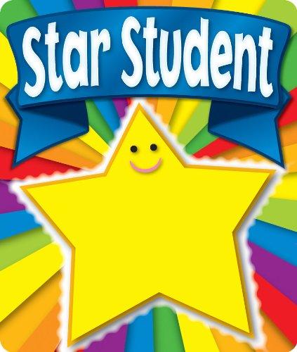 Star Student Braggin' Badges