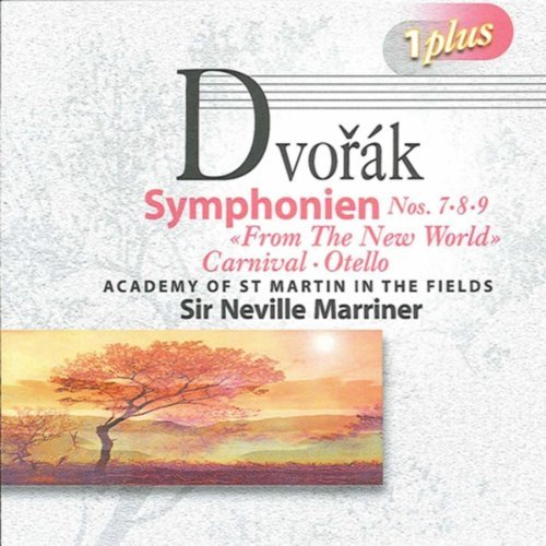 Symphonien 7 8 9: From the New World / Carnival by Dvorak