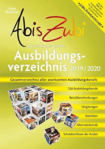 AbisZubi 2019/2020: Deutschlands großes Ausbildungsverzeichnis