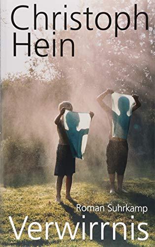 Buchseite und Rezensionen zu 'Verwirrnis' von Christoph Hein