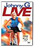 Spinning® Fitness DVD Johnny G Live, Full Color, 7164