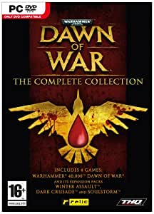 Dawn of War: The Complete Collection (PC DVD)
