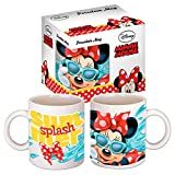 DISNEY MINNIE MUG -Keramik-Becher ML . 400 - MI17250