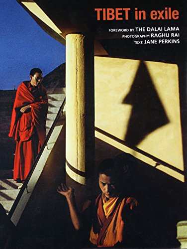 Tibet in Exile por Jane Perkins