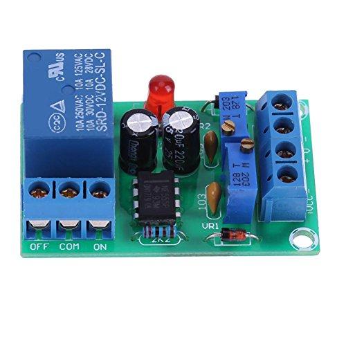 Low-voltage-verkabelung (asiproper 12V Akku Automatisches Aufladen Controller Modul Schutz Relay Board)