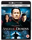 Angels & Demons [4K Ultra HD] [Blu-ray] [2009] UK-Import, Sprache-Englisch -