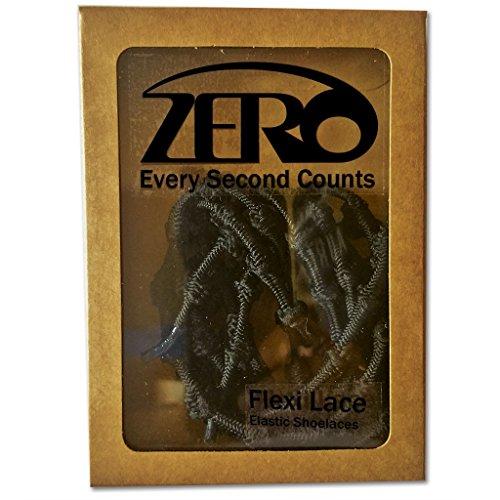 Zero ,  Schnürsenkel schwarz schwarz