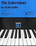 Scott Joplin: The Entertainer (Easy Piano) - Partitions