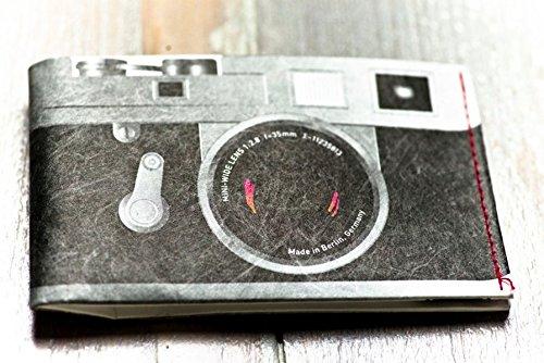 Paprcuts Portemonnaie - Kamera: Ultraleichte Geldbörse - reißfest, wasserfest, recyclebar (Geldbeutel Kamera,)