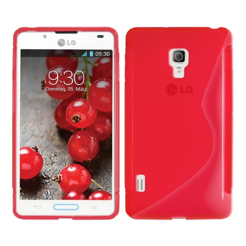 1fd8d65be35 kwmobile Funda para LG Optimus L7 II - Case para móvil en TPU Silicona -  Cover