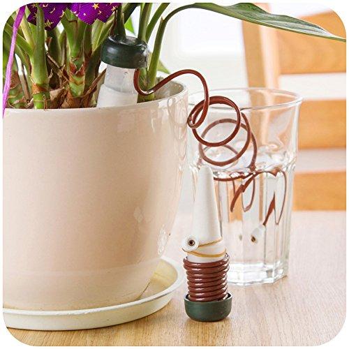dealglad® 2innen Automatische Drip Bewässerungssystem Pflanzen Blumen Waterers Bewässerung Werkzeug