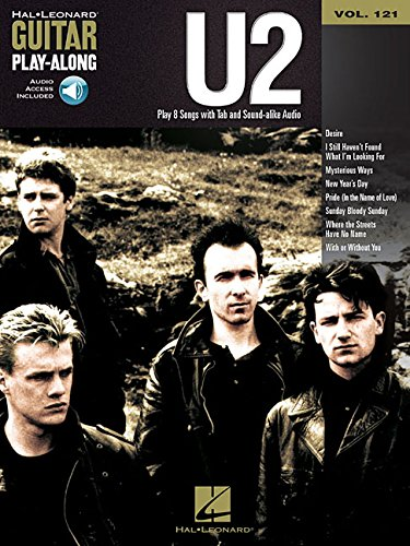 U2 guitare+CD: 121 (Guitar Play-Along)