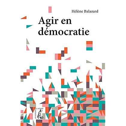 Agir en démocratie (SOCIAL ECO H C)