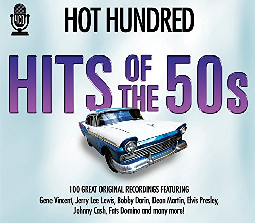 Hot Hundred - Hits of the 50's (4 CD)
